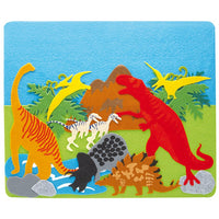 Prehistoric Dinosaurs Felt Creations 19 Pieces