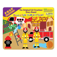 Fire Engine Felt Creations 50 Pieces