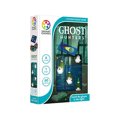 Smart Games: Ghost Hunters - Dreampiece Educational Store
