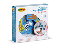 Edushape TubFun - Magic Creations: Jungle (w/ Storage Net)