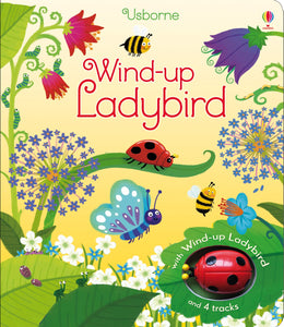 Usborne Wind-up Ladybird - Dreampiece Educational Store