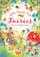 Usborne - Little transfer book fairies