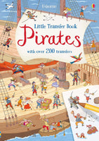 Usborne - Little transfer book pirates