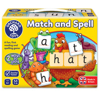 Orchard Toys- Match and Spell