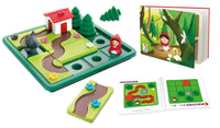 Smart Games: Little Red Riding Hood Puzzle Game/ Strategy - Dreampiece Educational Store