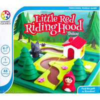 Smart Games: Little Red Riding Hood Puzzle Game/ Strategy