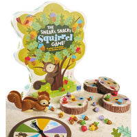 Educational Insights - The Sneaky, Snacky Squirrel Game