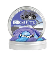 "Crazy Aaron's - Twilight Hypercolour Thinking Putty 2"" tin"
