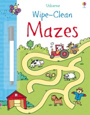 Wipe-clean Mazes - Dreampiece Educational Store