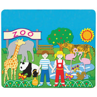 Zoo Felt Creations 31 Pieces