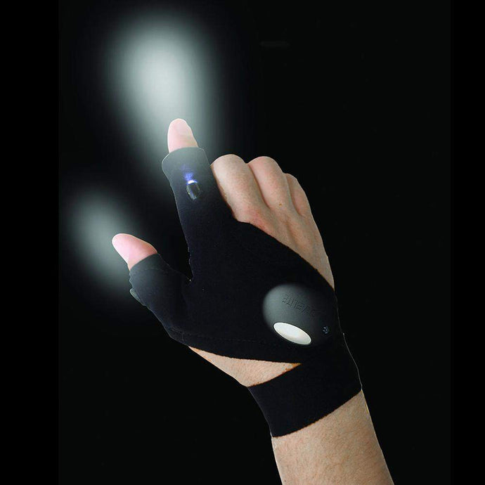 LED Flashlight Glove - Addictive Adventure