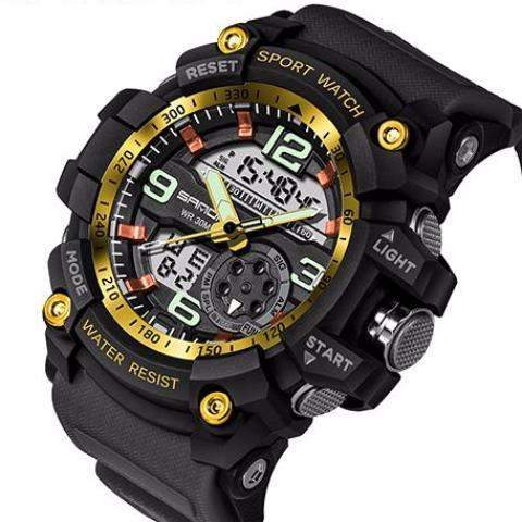Luxury Waterproof Sport Watch - Addictive Adventure
