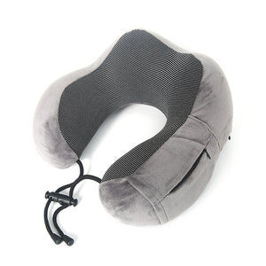 Memory Foam Neck Pillows, Great for Travel