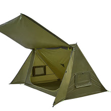 4 Season Tent Ultralight Shelter, durable 68D Polyester Taffeta Great for Camping, Hunting, Hiking, Backpacking