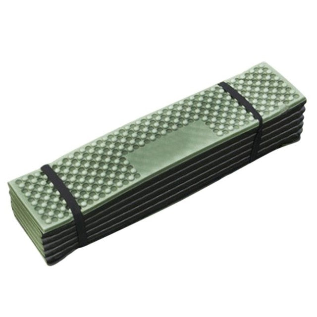 Outdoor Camping Mat Ultralight Foam, Folding, Puncture-resistant: Great for Hiking, Camping, Beach and Outdoor use.