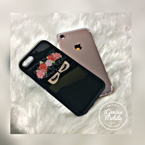 Mixed Rose Hijab Case