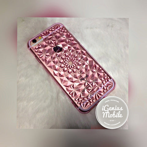 SALE - Crystal Case Pink