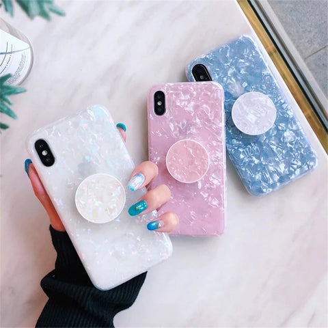 Signature Frosted Crystal Case