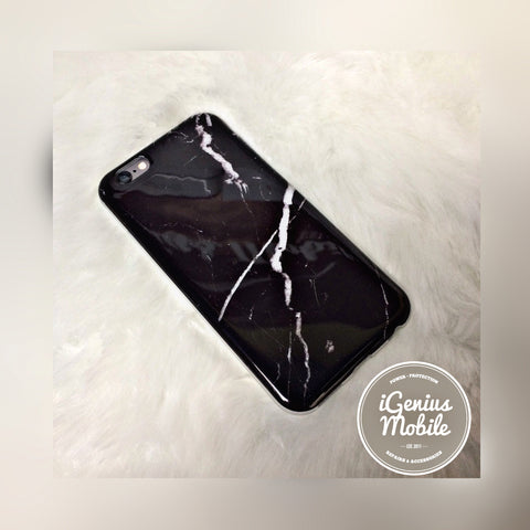 SALE - Black Marble Case