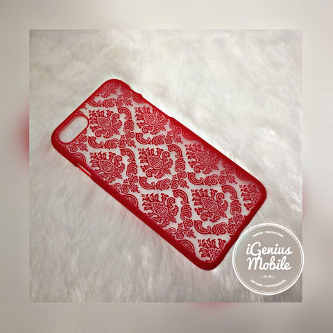 SALE - Red Damask Case