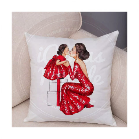 NEW! Pillowcase - Mommy Kisses