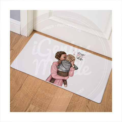 NEW! Floor mat - Lovin the mom life
