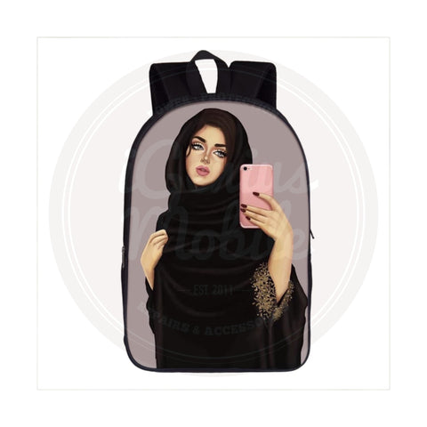 NEW! Backpack - Selfie Queen