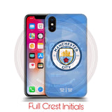 Manchester City FC Personalised Case