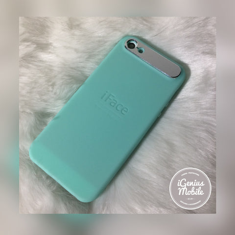iFace Silicone iPhone 5 Case Teal