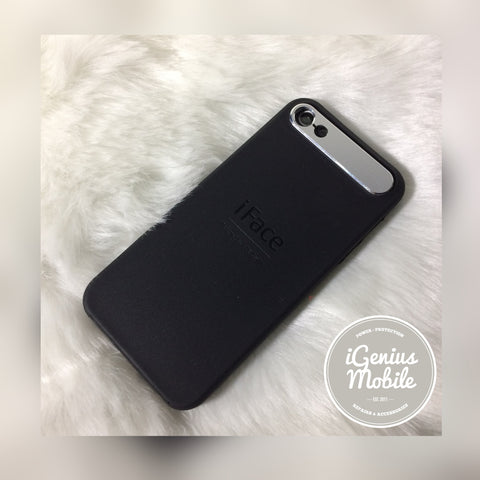 iFace Silicone iPhone 5 Case Black