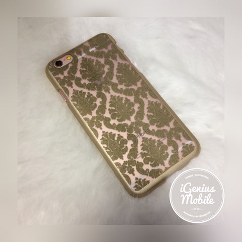 SALE - Gold Damask Case