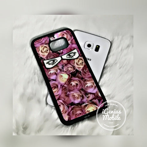 Hijab Case Pink Rose