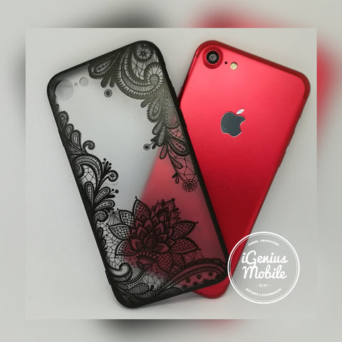 SALE - Henna Lace Case (Black)