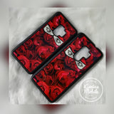 Red Rose Hijab Case