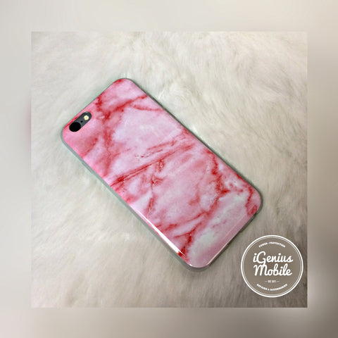 Marble Case Pink Marble