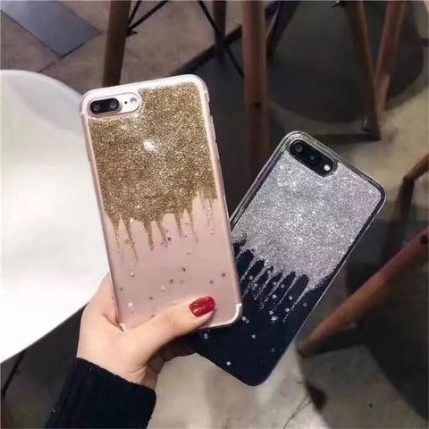 Glitter Drop Phone Case