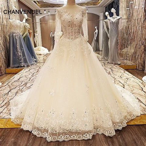 wedding dress lace corset back 2017 Wedding Dress - armazonee.com