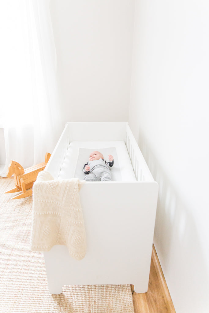 The baby's sleeping rhythm and how to support it – three tips for better nights