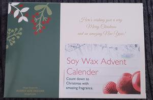 Soy Wax Advent Calender