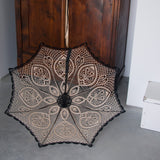 Victorian lace umbrella for your Granny