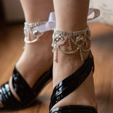 India jewelry ankle bracelets foot cuffs