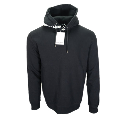 Givenchy Shark Jaws Hoodie Black Size L