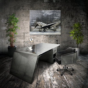 Spitfire 3D Metal Wall Art - WWII Fighter Aircraft - Iconic Aviation-Rustic Deco Incorporated