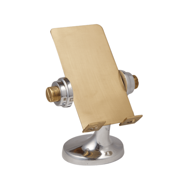 Apollo Stand Brass - Aluminum - Brass - Apollo Space - Rustic Deco Incorporated