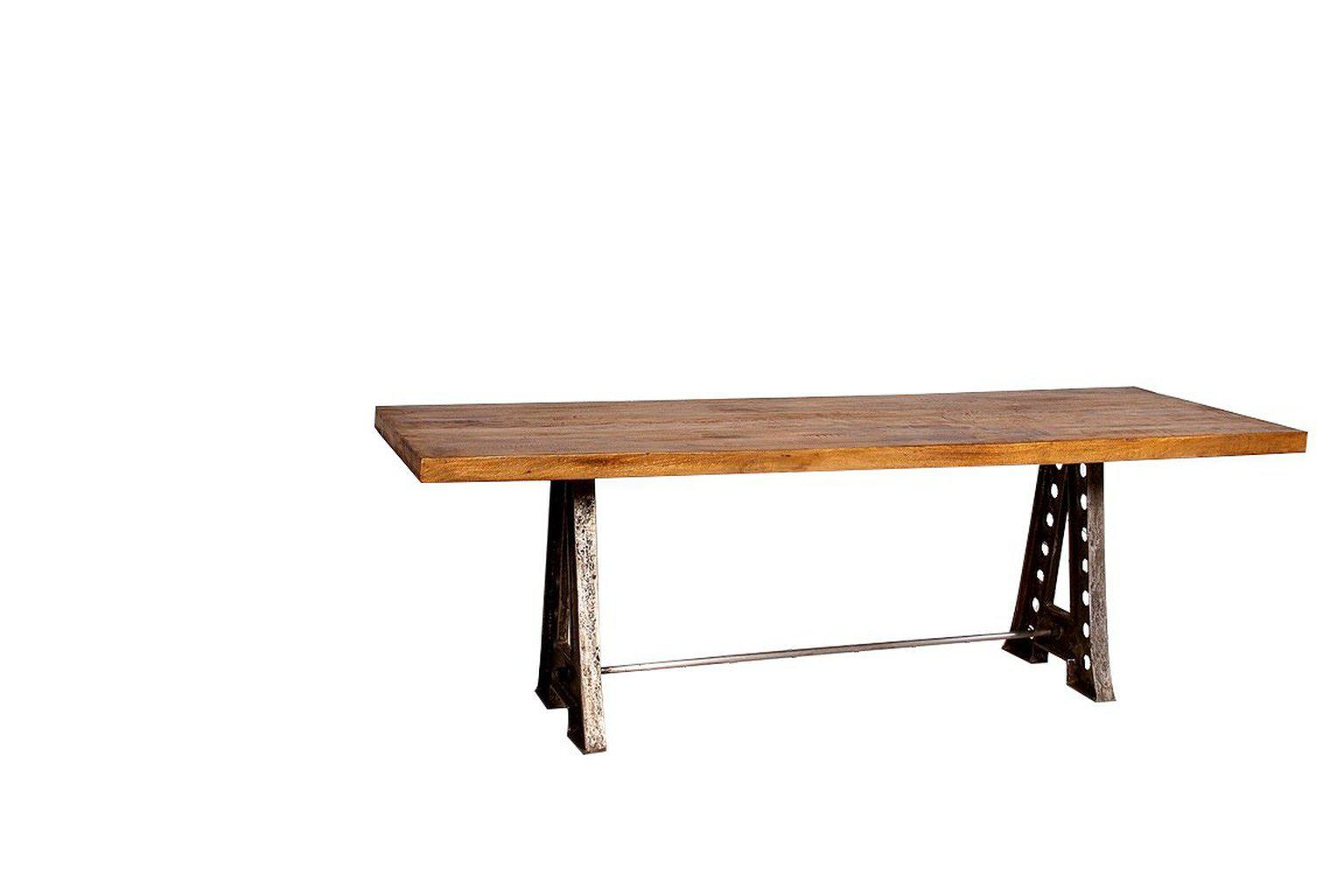 Terrific Handcrafted Industrial A Frame Cast Iron Dining Bench Ibusinesslaw Wood Chair Design Ideas Ibusinesslaworg