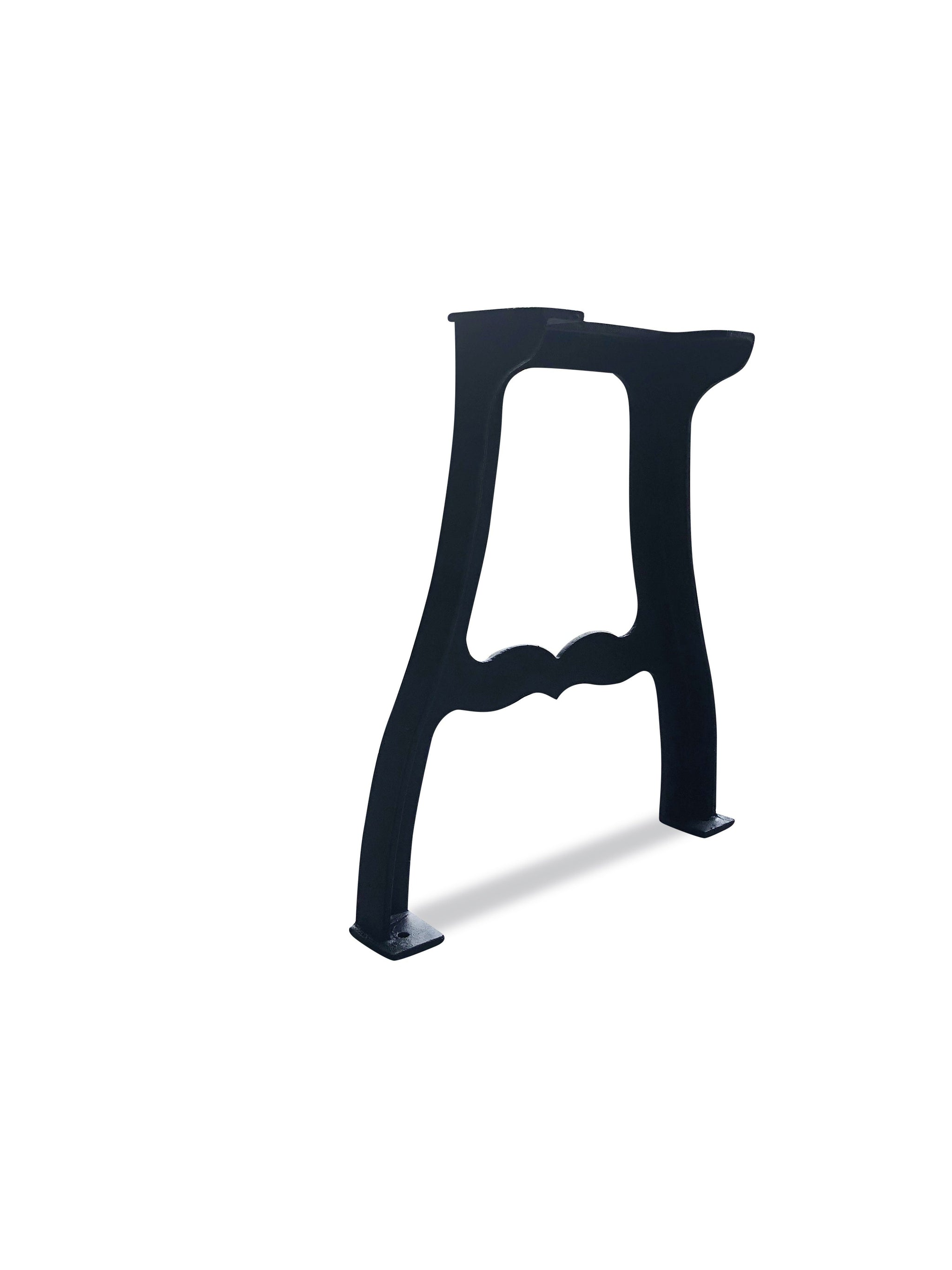 Prime Vintage Industrial Ductile Cast Iron Table Legs Base Set Pdpeps Interior Chair Design Pdpepsorg