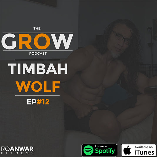 Ep #12: Timbah Wolf - How To Do Over 2000 Pull-Ups