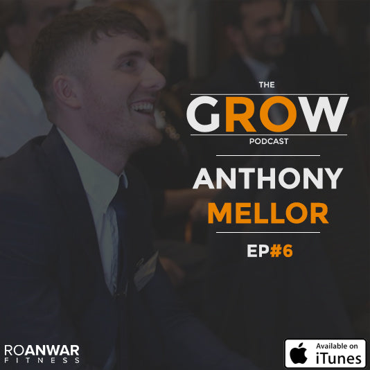 Ep #6: Anthony Mellor - Launching A Business At 18
