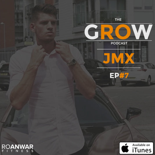 Ep #7: JMX - Growing A YouTube Channel To 2.5 Million Subscribers