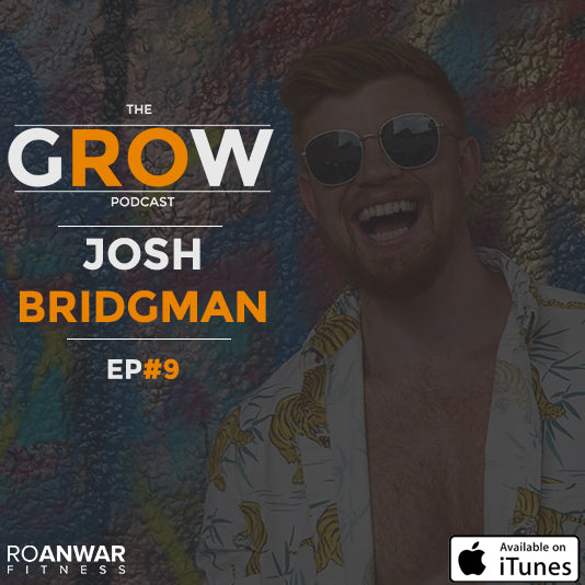 Ep #9: Josh Bridgman - Mental Health For Young Men